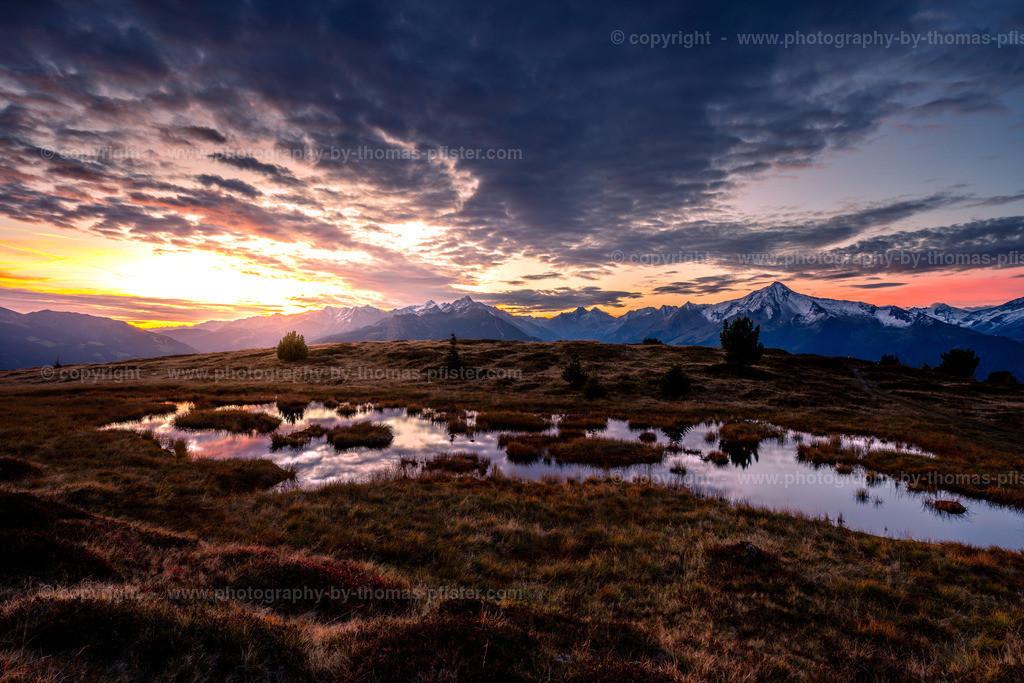 Melchboden Sonnenaufgang Herbst-1