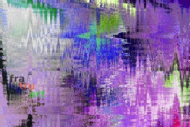 Viridi -Caelitum | digitalart abstract