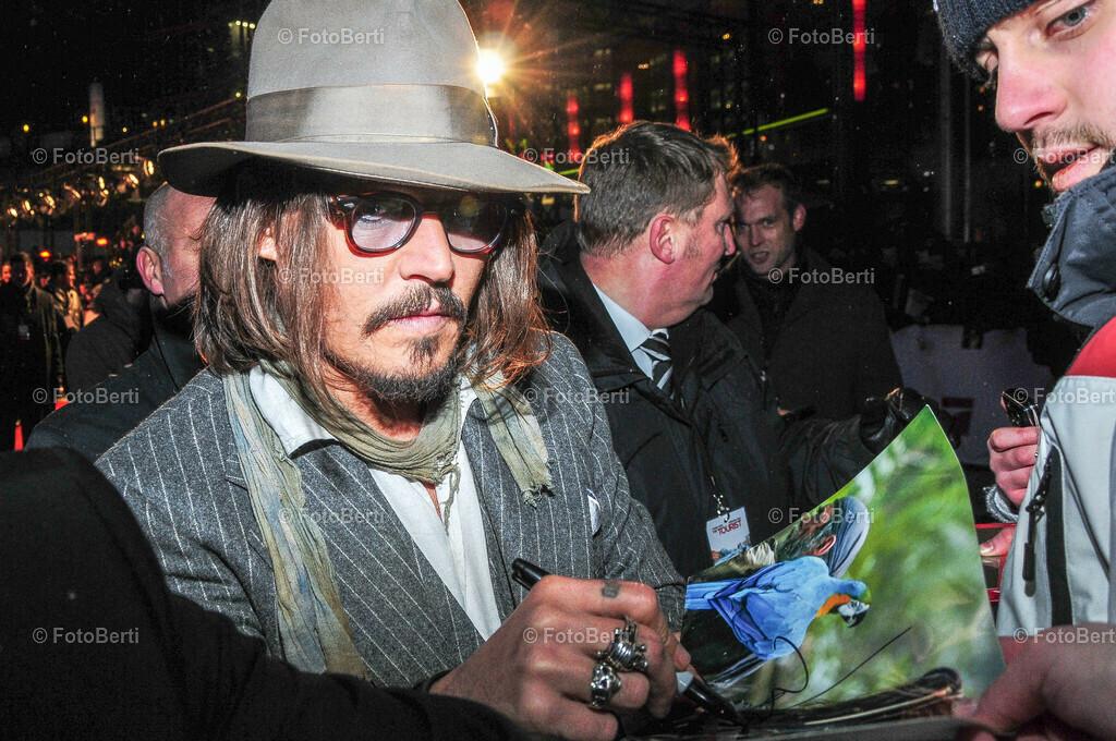 2010 Premiere The Tourist