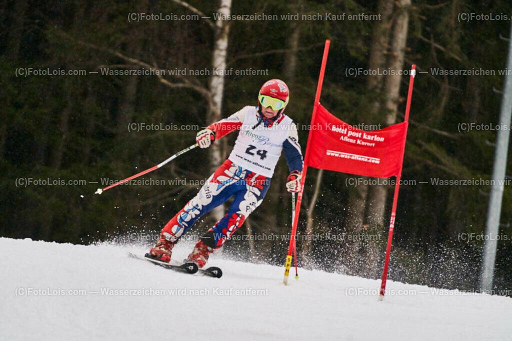 144_SteirMastersJugendCup_Lautner Max | (C) FotoLois.com, Alois Spandl, Atomic - Steirischer MastersCup 2020 und Energie Steiermark - Jugendcup 2020 in der SchwabenbergArena TURNAU, Wintersportclub Aflenz, Sa 4. Jänner 2020.