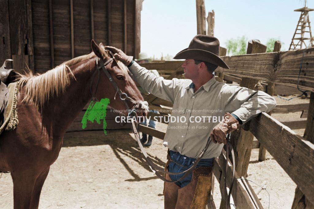 Rinderfarm 1939 | Cowboy in Texas 1939