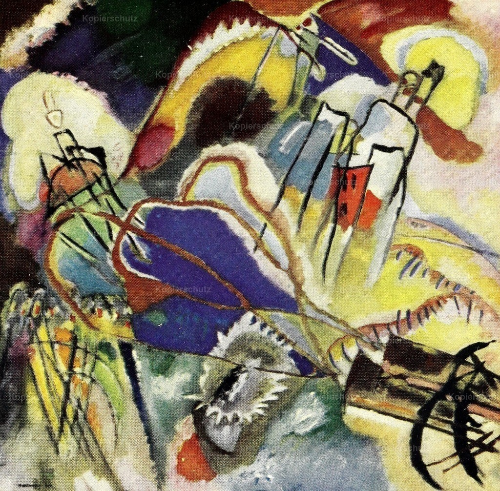 Kandinsky_ Wassily (1866-1944) - Improvisation no.30