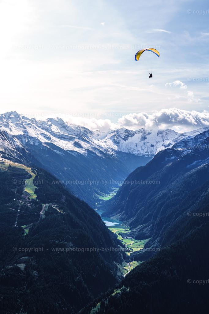 Penken Paraglider-2