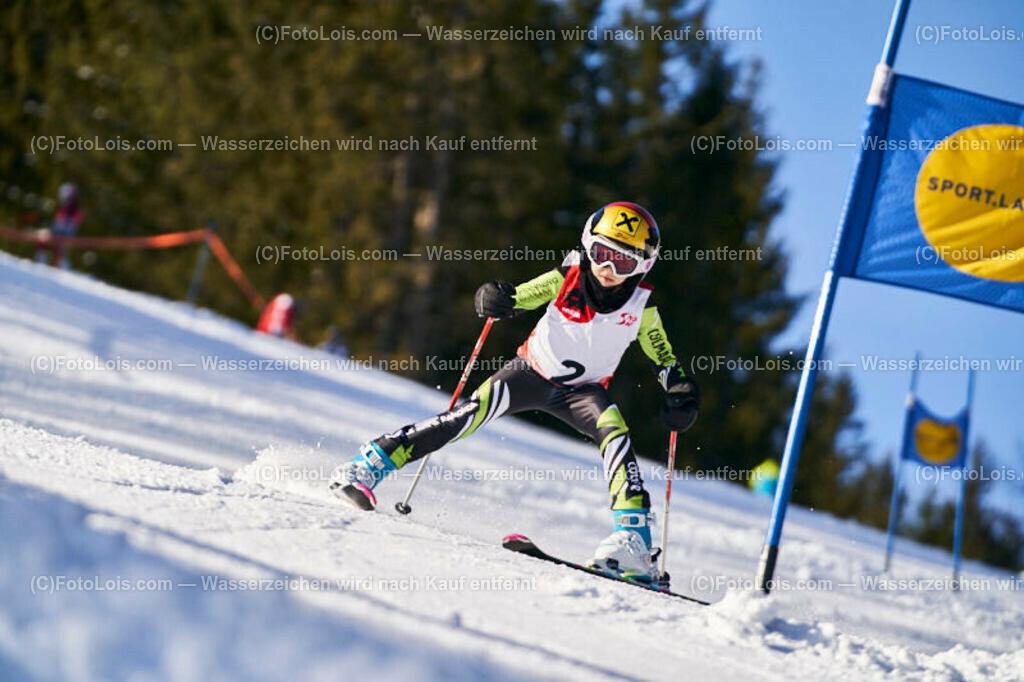 0066_KinderLM-RTL-I_Trattenbach_Stickler Sophia | (C) FotoLois.com, Alois Spandl, NÖ Landesmeisterschaft KINDER in Trattenbach am Feistritzsattel Skilift Dissauer, Sa 15. Februar 2020.