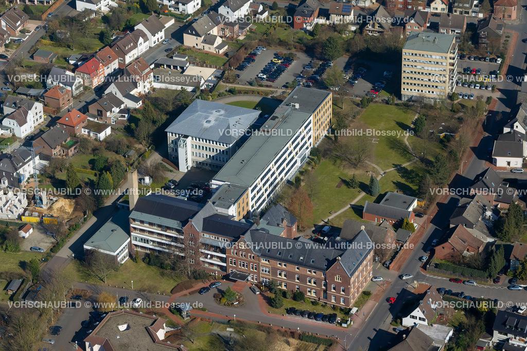 Haltern13030365 | Sankt Sixtus-Hospital,  Haltern am See, Ruhrgebiet, Nordrhein-Westfalen, Deutschland, Europa