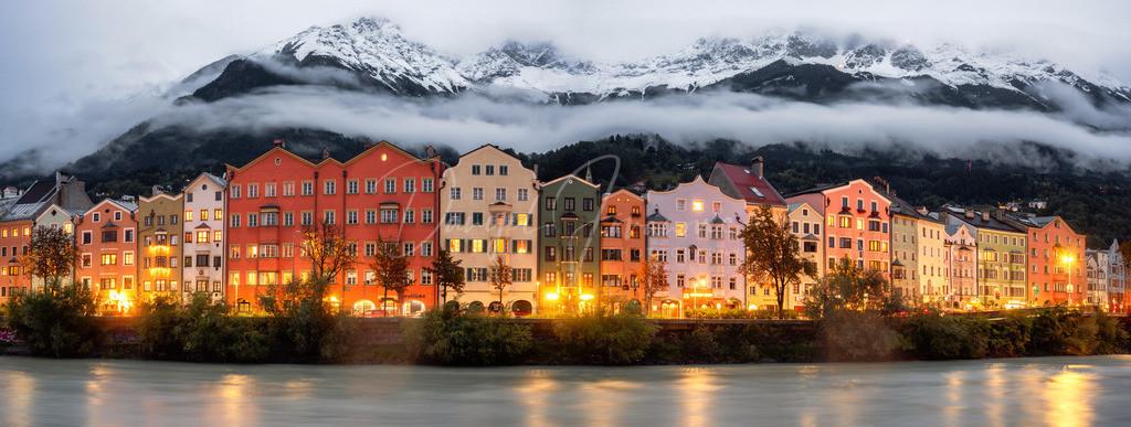 First snow | First snow in Innsbruck