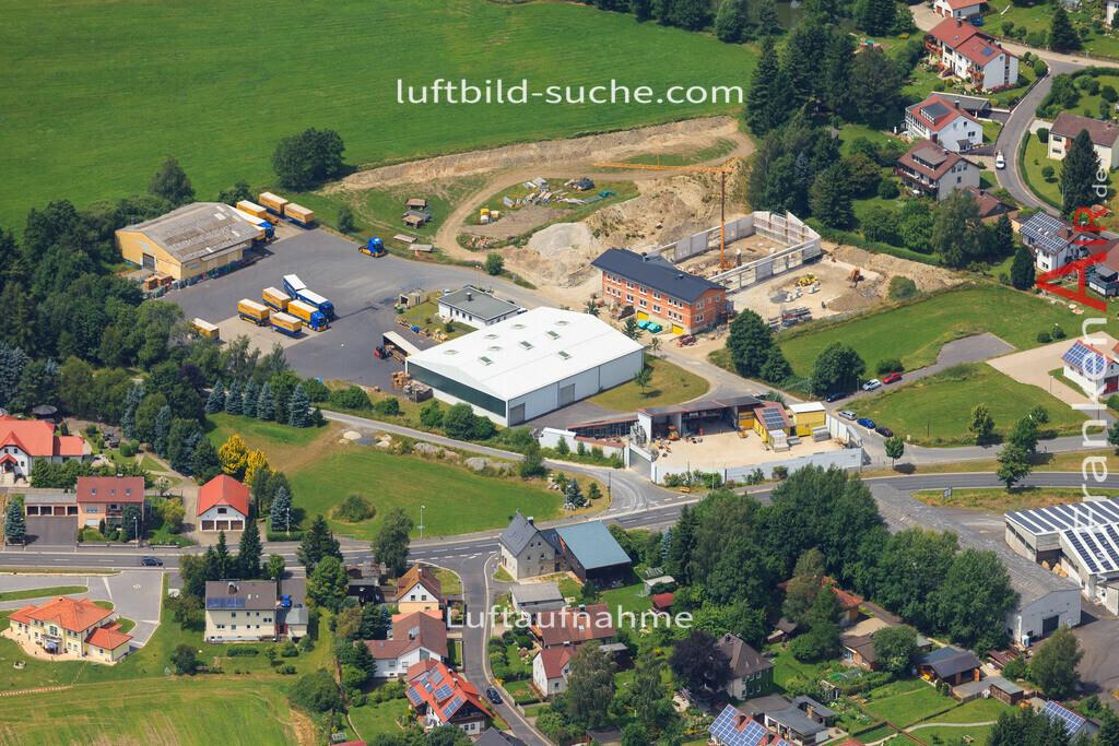 schoenbrunn-wunsiedel-2016-249 | Luftbild von Schoenbrunn Wunsiedel - Luftaufnahme wurde 2016 von https://frankenair.de mittels Flugzeug (keine Drohne) erstellt - die Geschenkidee