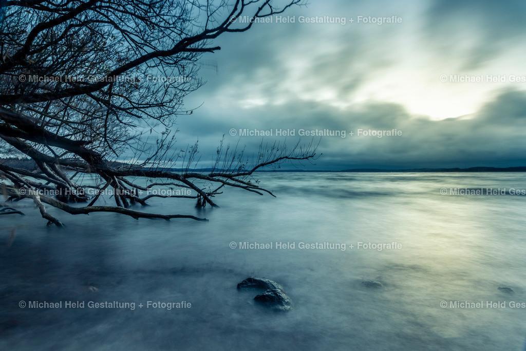 03 März | Morgendämmerung | Der Morgen bricht an am Selenter See