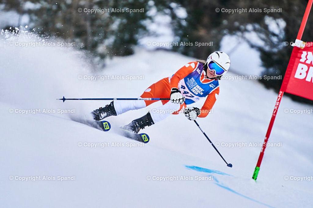 ALS5906_WWMG_GS-II_C | (C) FotoLois.com, Alois Spandl, WinterWorldMastersGames 2020 Innsbruck, Giant Slalom-II Gruppe C Damen, Patscherkofel Olympiaabfahrt, Mi 15. Jänner 2020.