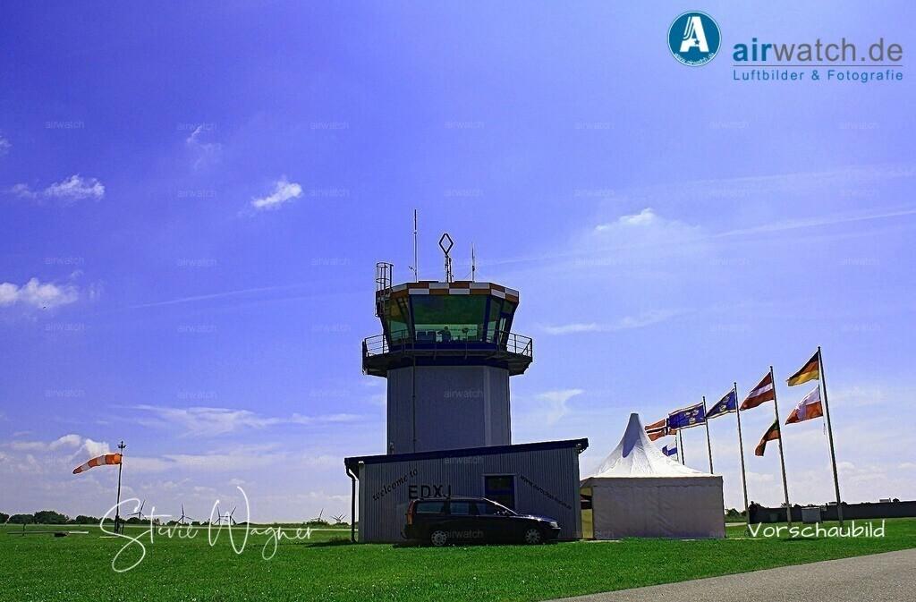 Flughafen Husum, Tower   Flughafen Husum, Tower • max. 4272 x 2848 pix