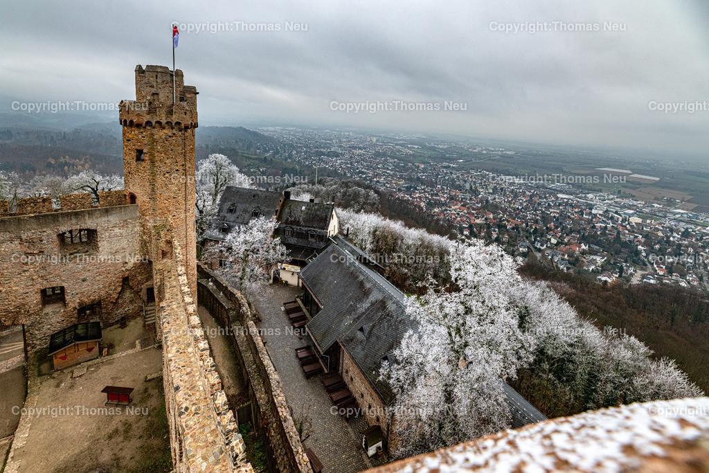 DSC_6653 | Bensheim-Auerbach, Schloss Auerbach, vereiste Äste verwandelten den Weg zum Schloss und das ganze Schlossareal in eine Winterliche Märchenlandschaft, Schmuckbild, ,, Bild: Thomas Neu