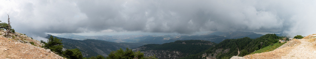 20190713-View from mount Ipsarion III