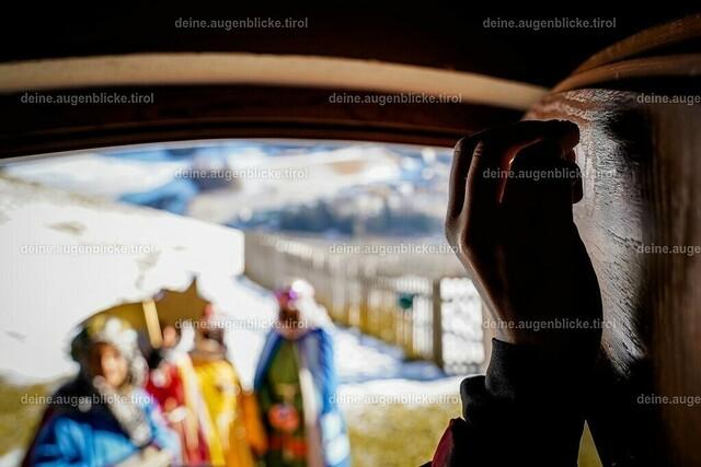 AF_00843-01 | Sternsinger - Unterwegs in Mühlbachl / Tirol, Dreikönigstag