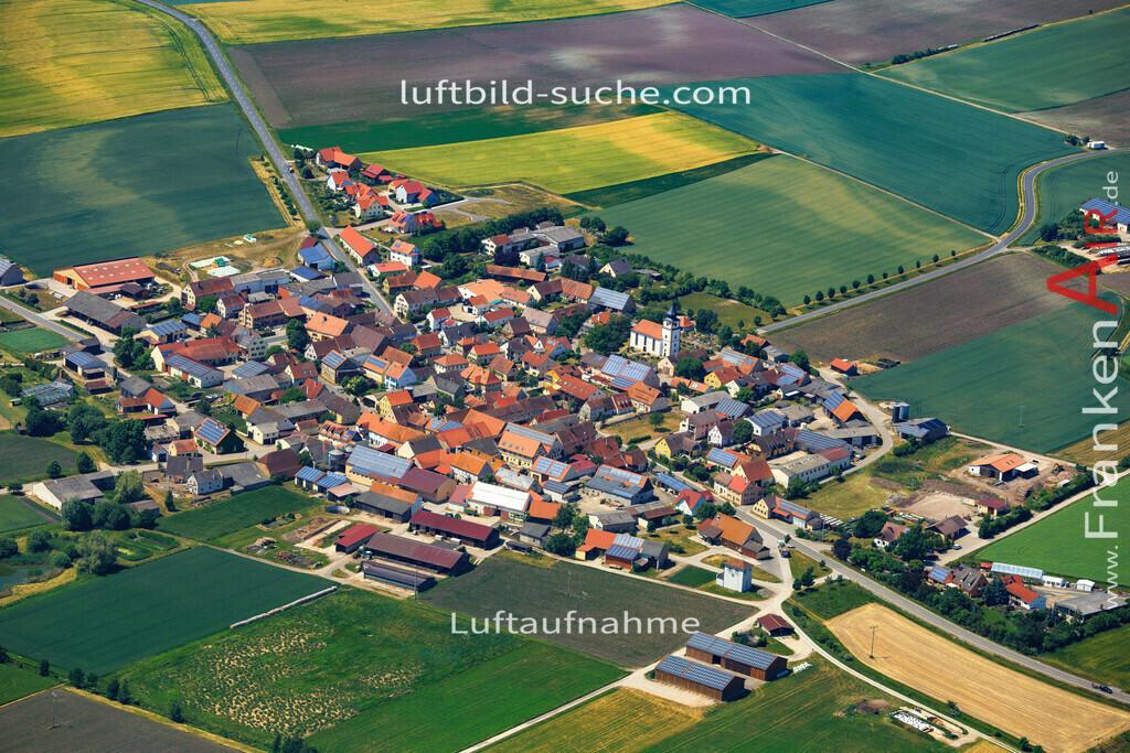 krautostheim-sugenheim-2015-4685 | Luftbild von Krautostheim Sugenheim - Luftaufnahme wurde 2015 von https://frankenair.de mittels Flugzeug (keine Drohne) erstellt - die Geschenkidee