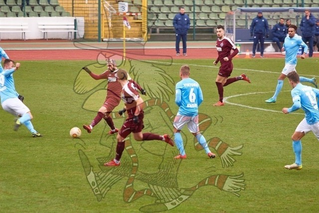 BFC Dynamo vs. FC Viktoria 89 101