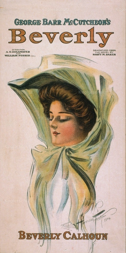 Fisher_ Harrison (1875-1934) - Beverly 1904 (poster)
