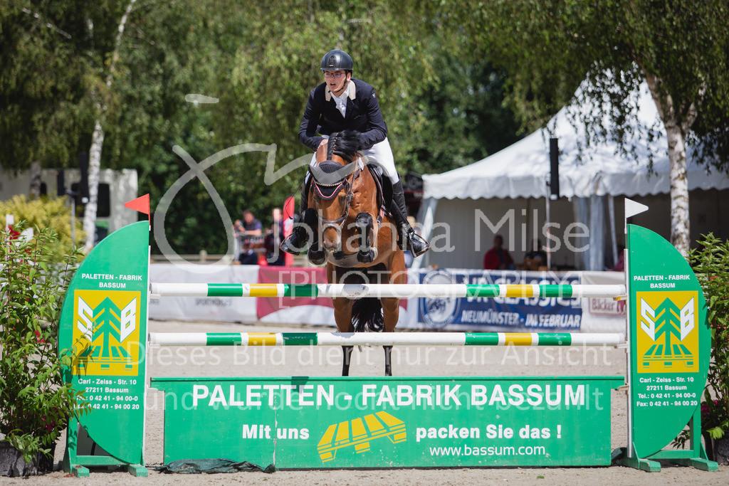 200726_Wohlde_M2-Springen-113 | Late Entry Wohlde Pedersen Sporthorses 26.07.2020 Springprüfung Kl. M** 7jährig + ält. Pferde