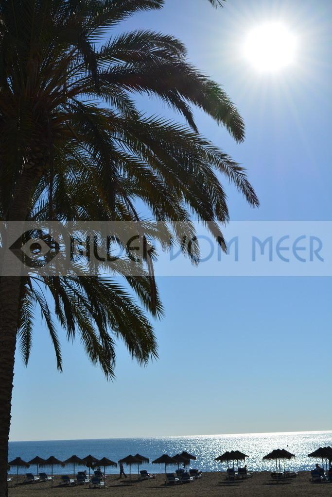 Strand Bilder | Strand von Malaga