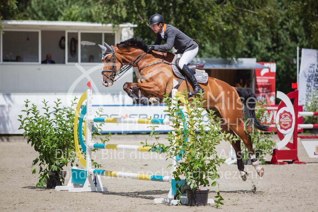 200726_Wohlde_M2-Springen-140 | Late Entry Wohlde Pedersen Sporthorses 26.07.2020 Springprüfung Kl. M** 7jährig + ält. Pferde