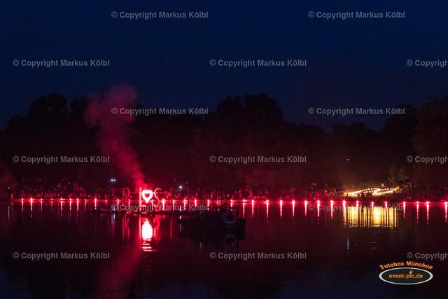 Karlsfelder Siedlerfest 2018 - Feuerwerk-4