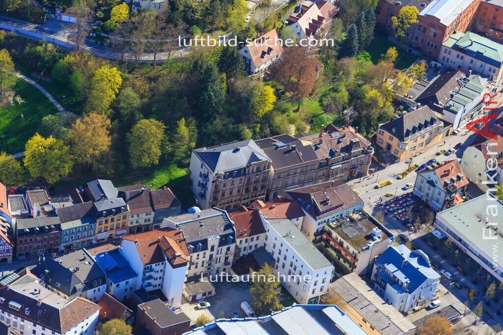 kulmbach-2016-3230 | Luftbild von  Kulmbach - Luftaufnahme wurde 2016 von https://frankenair.de mittels Flugzeug (keine Drohne) erstellt - die Geschenkidee