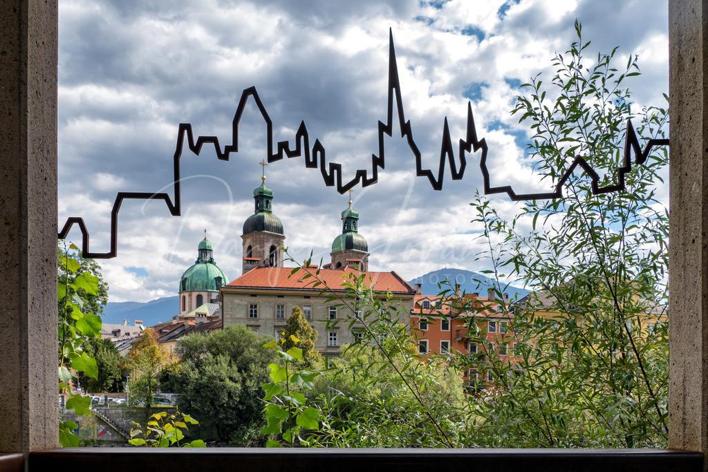 Dom Sankt Jakob | Blick vom Waltherpark auf die Altstadt