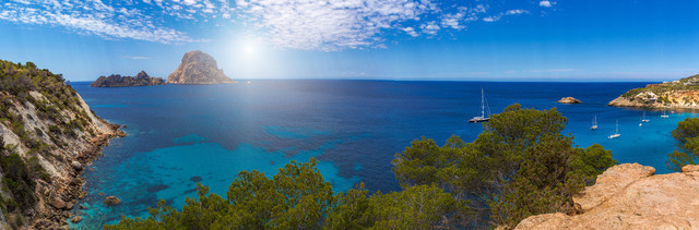 Ibiza Es Vedra Panorama
