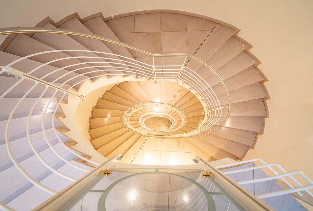 Treppenhaus Bellevue (1 von 8)