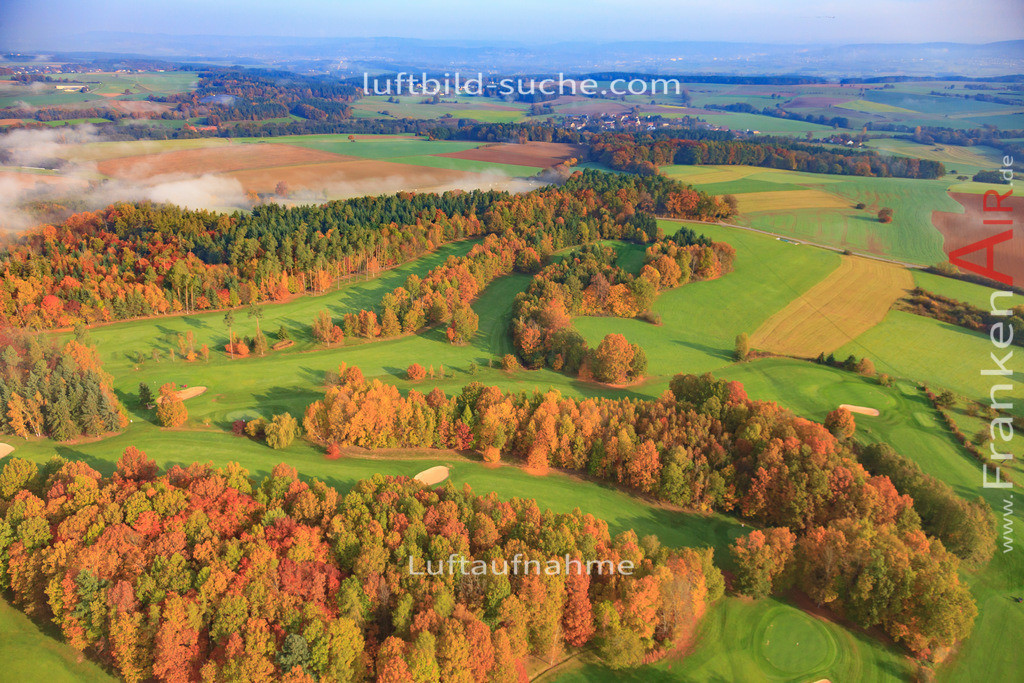 golfplatz-oberfranken-thurnau-17-6001 | Luftbild von Golfplatz-oberfranken Thurnau - Luftaufnahme wurde 2017 von https://frankenair.de mittels Flugzeug (keine Drohne) erstellt - die Geschenkidee