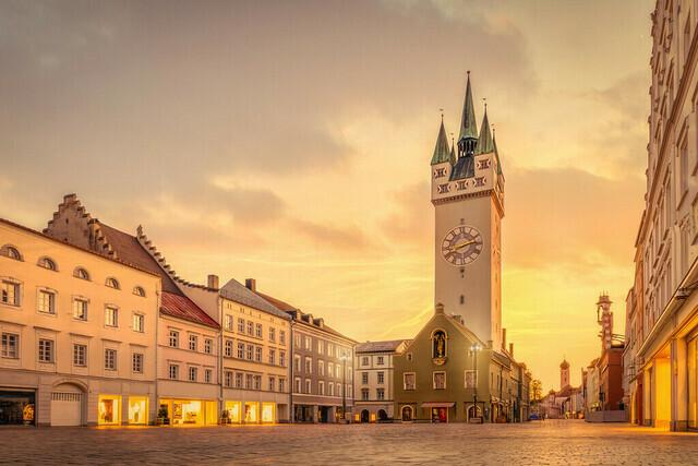 Stadtplatz Straubing