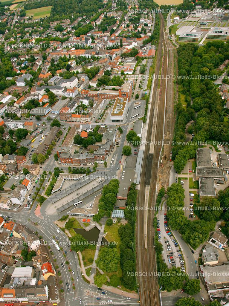 RE11070442 | Umbau Bahnhof Recklinghausen,  Recklinghausen, Ruhrgebiet, Nordrhein-Westfalen, Germany, Europa