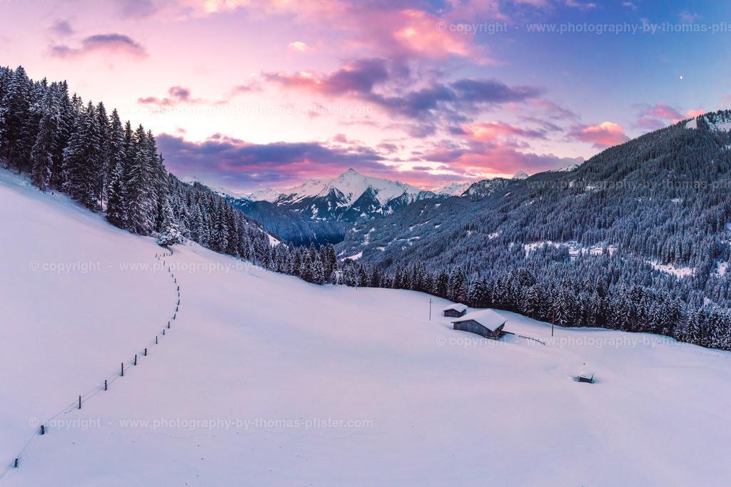 Sonnenaufgang am Schwendberg-1