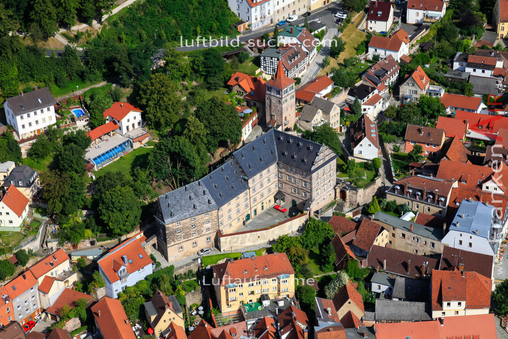 luftbild-kulmbach-2009-1468 | Luftbild von  Kulmbach - Luftaufnahme wurde 2009 von https://frankenair.de mittels Flugzeug (keine Drohne) erstellt - die Geschenkidee