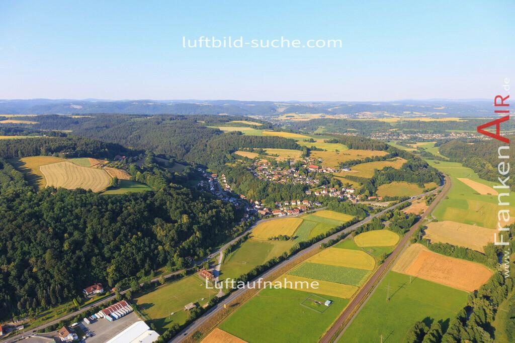 kulmbach-2015-1791 | Luftbild von  Kulmbach - Luftaufnahme wurde 2015 von https://frankenair.de mittels Flugzeug (keine Drohne) erstellt - die Geschenkidee