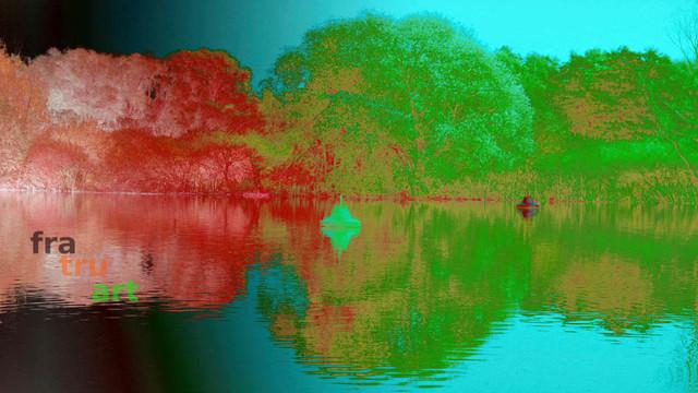 Bouée vert clair  | Foto