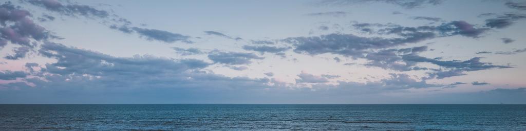 Brighton | Panorama Meeresblick, Südküste, Brighton, England