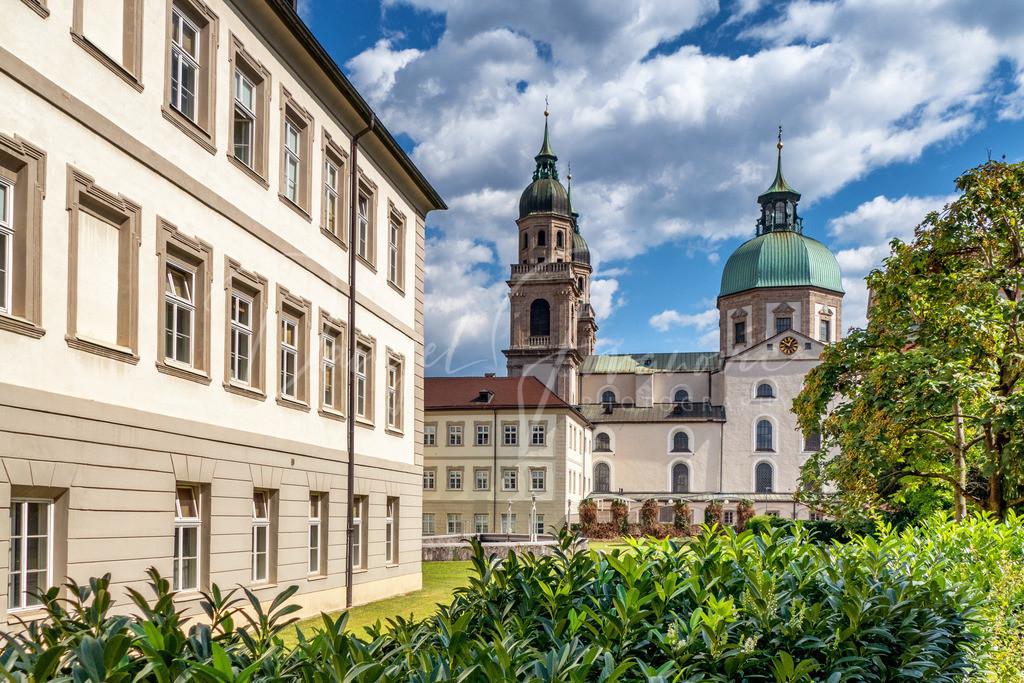 Jesuitenkirche | Die Jesuitenkirche von Innsbruck