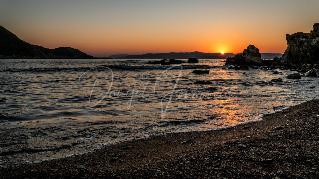 Sonnenuntergang | Sonnenuntergang Kechria Beach, Skiathos