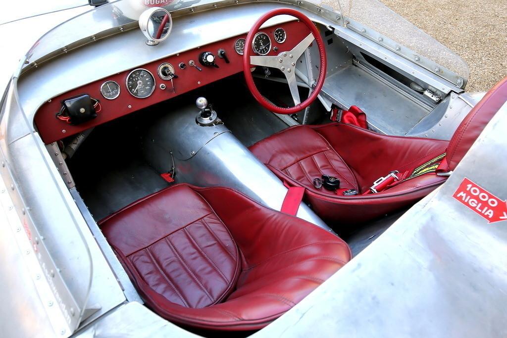 1956 Lotus Eleven Le Mans Interior - 32 LK2A9441