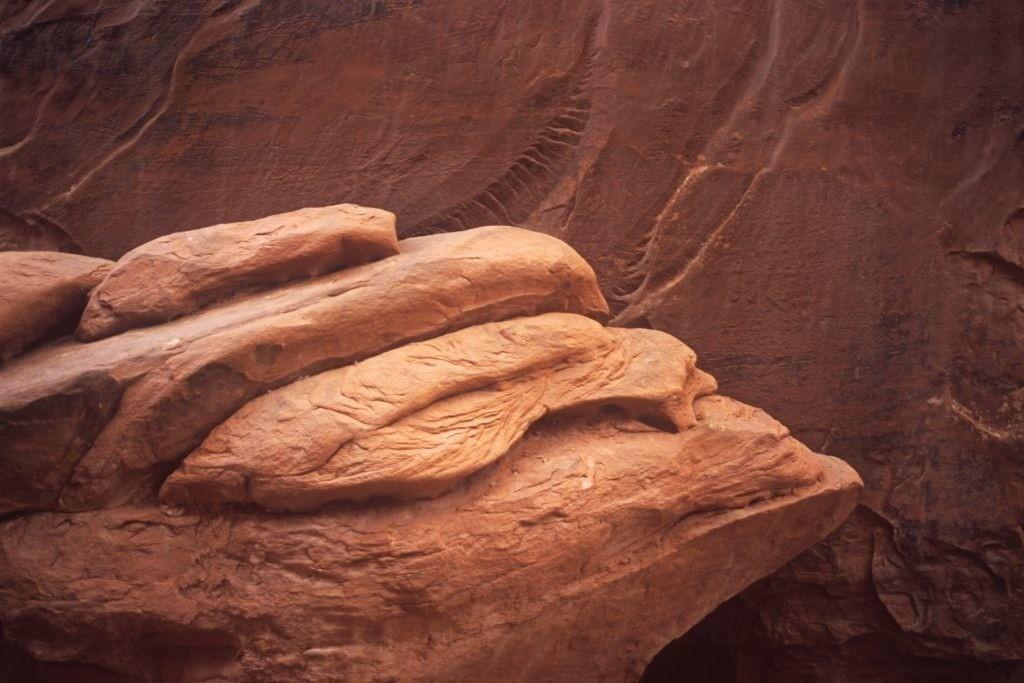 Erde 11   Fels Utah, USA