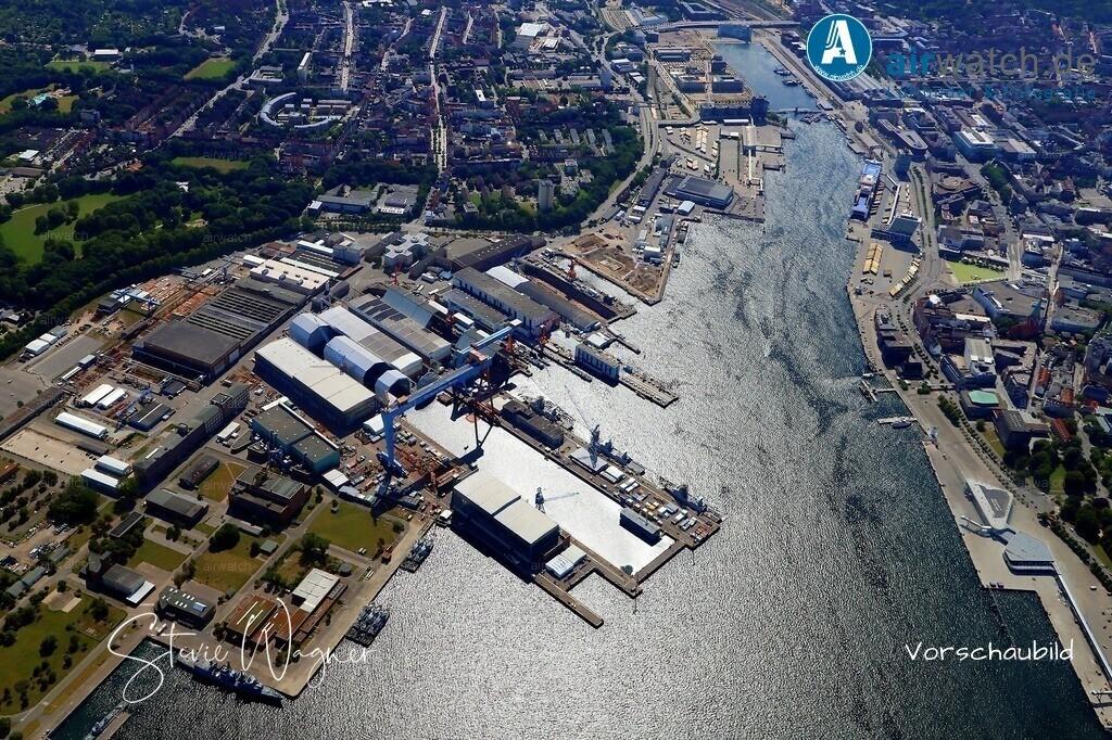 Kiel-Ellerbek, Kiel-Gaarden-Ost, German Naval Yards, Ellerbek, Altstadt, Ostseekai | Kiel-Ellerbek, Kiel-Gaarden-Ost, German Naval Yards, Ellerbek, Altstadt, Ostseekai