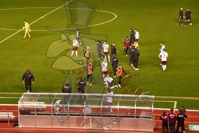 BFC Dynamo vs. FC Viktoria 89 025
