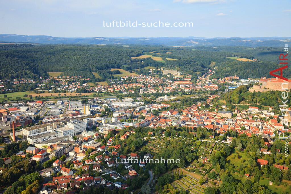 luftbild-kulmbach-2012-2257 | Luftbild von  Kulmbach - Luftaufnahme wurde 2012 von https://frankenair.de mittels Flugzeug (keine Drohne) erstellt - die Geschenkidee