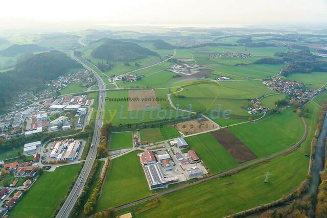 luftbild-siegsdorf-bruno-kapeller-09 | Luftaufnahme von Siegsdorf im Herbst 2019
