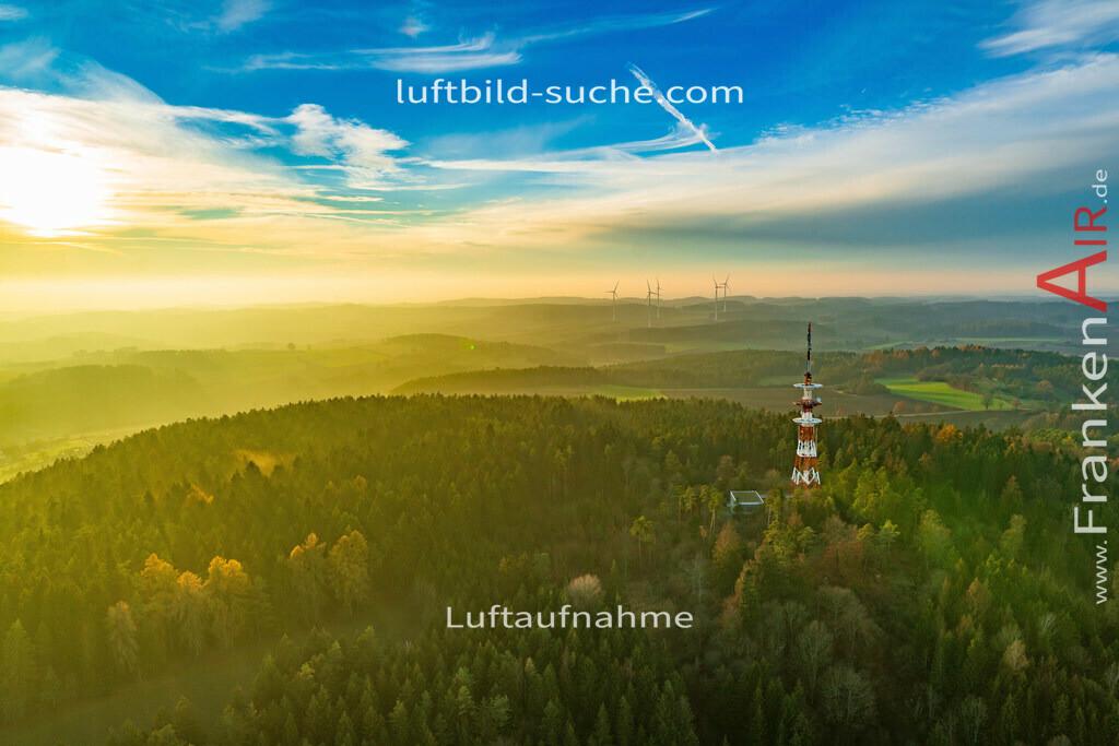 fernmeldeturm-thurnau-18-526 | aktuelles Luftbild von Fernmeldeturm Thurnau - Luftaufnahme wurde 2018 von https://frankenair.de mittels Flugzeug (keine Drohne) erstellt.