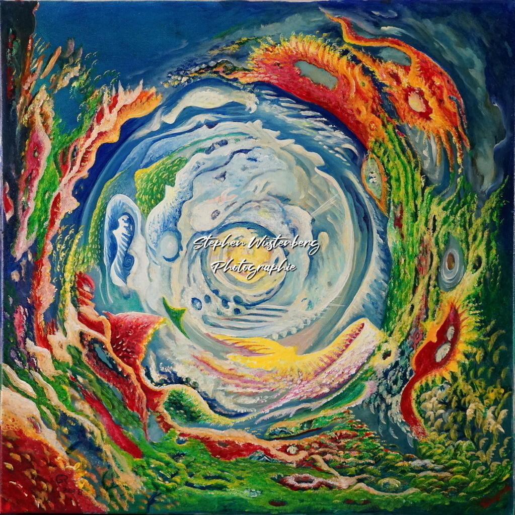 Gingel-0065 Fortschritt | Roland Gingel Artwork @ Gravity Boulderhalle, Bad Kreuznach  Bilder dieser Galerie sind noch nicht im Verkauf. Wenn Sie Repros erwerben möchten, finden Sie diese in der Untergalerie