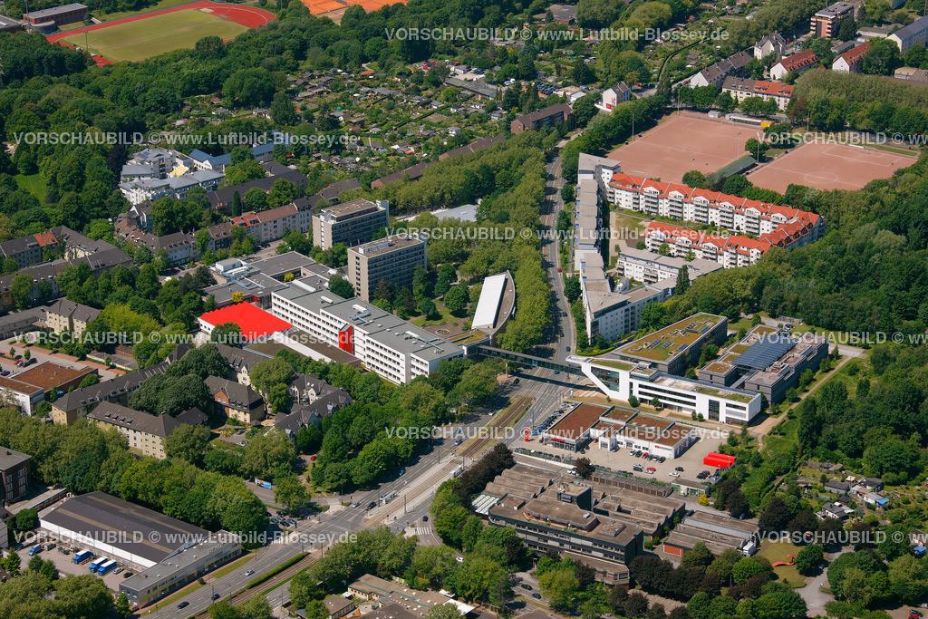 ES10058537 | Bildungspark Essen,  Essen, Ruhrgebiet, Nordrhein-Westfalen, Germany, Europa, Foto: hans@blossey.eu, 29.05.2010