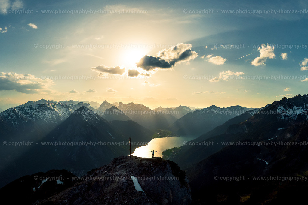 Ebner Joch Achensee in Tirol