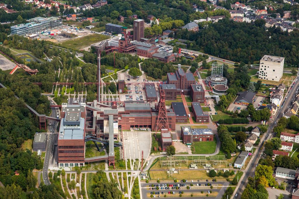JT-161007-226 | Essen, UNESCO Welterbe Zeche Zollverein,