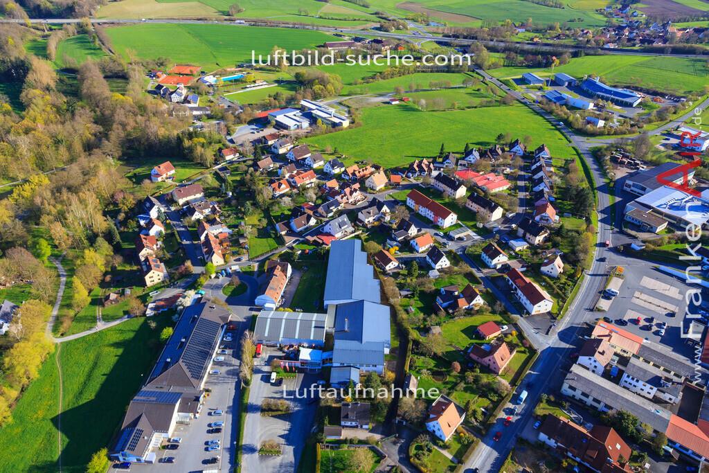 thurnau-2016-3269   Luftbild von  Thurnau - Luftaufnahme wurde 2016 von https://frankenair.de mittels Flugzeug (keine Drohne) erstellt - die Geschenkidee